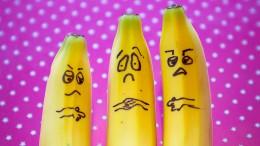 """""""Die Banane ist so dämlich"""""""