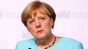 Angela Merkel tritt schon zu lange als Alternativlose auf