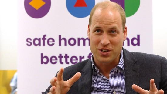 """William: """"Würde Homosexualität meiner Kinder unterstützen"""""""