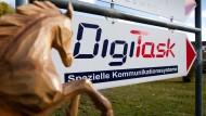 Hier ist das hölzerne Pferd zuhause: die Firma Digitask programmierte den Staatstrojaner