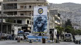Merkel, Macron und Putin kommen zu Syrien-Gipfel nach Istanbul