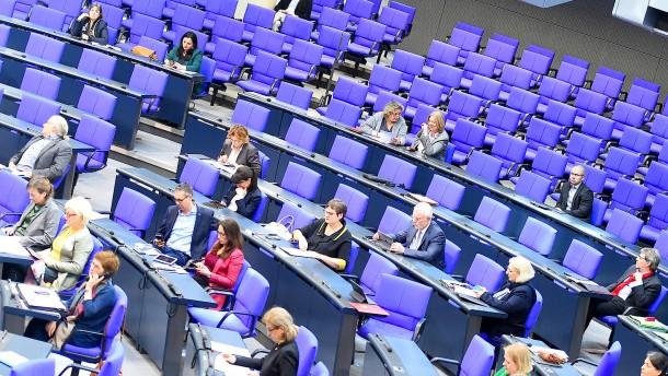 Wie der Bundestag handlungsfähig bleibt