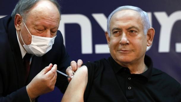 In Israel startet das große Impfen