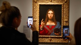 """""""Salvator Mundi, die verblüffende Geschichte des letzten Vinci"""""""