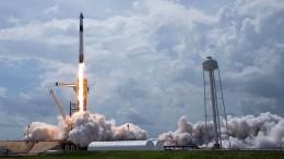SpaceX-Rakete erfolgreich gestartet