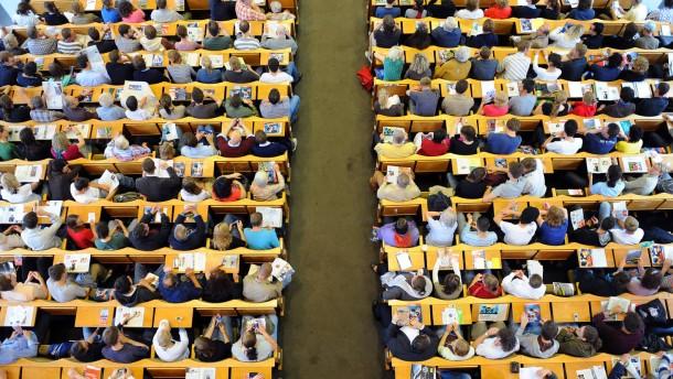 Mehr Nicht-Abiturienten an die Unis