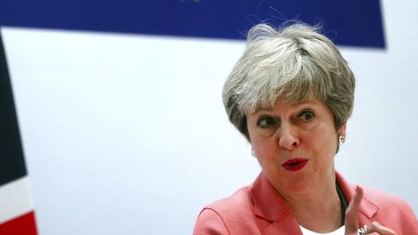 May: Brexit-Verschiebung hilft nicht bei Entscheidung