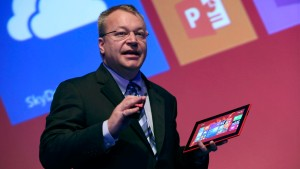 Auch Nokia drängt auf den Tablet-Markt