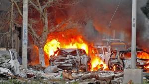 Amerika meldet etwas weniger Terror-Tote