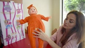 Mutmaßlich transsexuelle Puppe löst Aufschrei aus