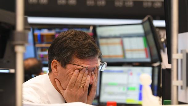 Ölpreis-Schock