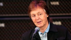 Paul McCartney, der Wedding-Crasher
