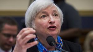 Die Zweifel der Notenbank Fed