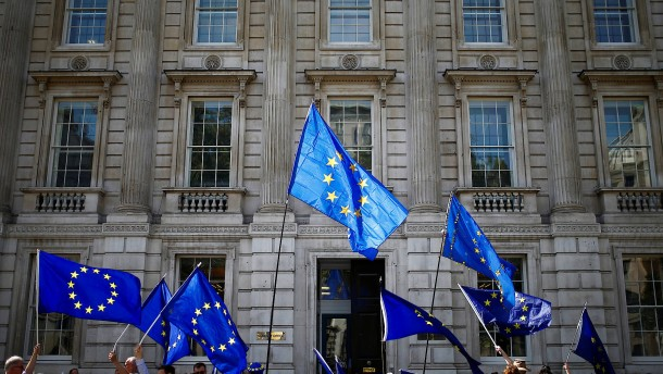 EU-Chefunterhändler rechnet mit ungeregeltem Brexit
