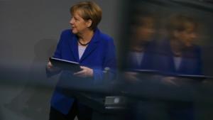 Die Rückkehr der Krisenkanzlerin