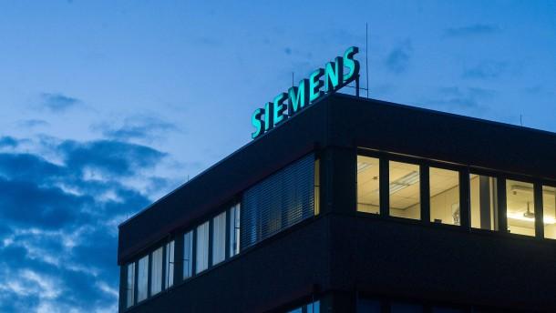 Siemens prescht mit Corona-Bonus vor