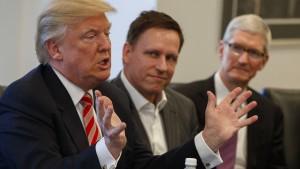 """Sie nennen ihn den """"Schattenpräsidenten"""""""