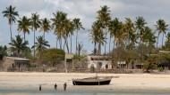 Etwa 4000 Menschen leben auf der Insel Quirimba weit im Norden Moçambiques.