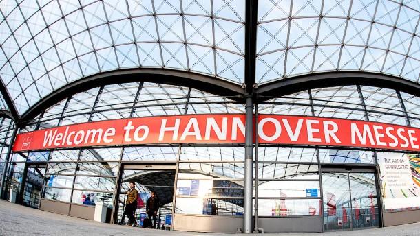 Auch die Hannover Messe steht auf der Kippe