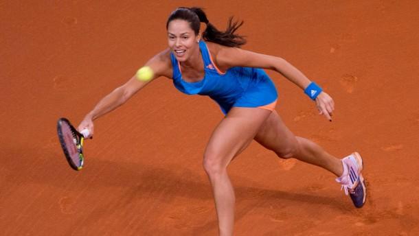 Ana Ivanovic zieht nach