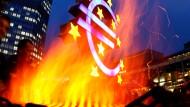 Euro-Aus dürfte einen Flächenbrand auslösen.