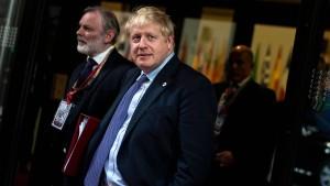 Johnson und sein Köder für schwankende Abgeordnete