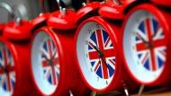 Die Uhr tickt für Großbritannien: In der EU bleiben oder nicht, das ist hier die Frage.