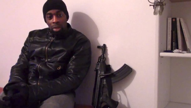 Attentäter verschickte Video seiner Morde