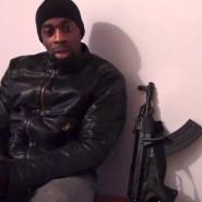 Der Pariser Attentäter Amedy Coulibaly in einem Bekennervideo