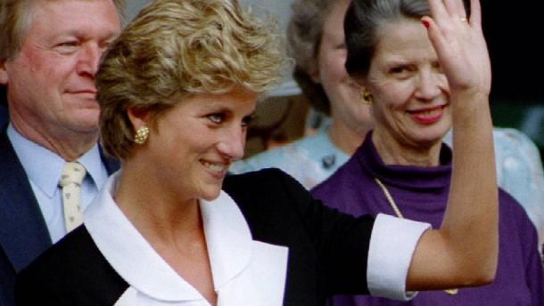 BBC räumt Fehler im Umgang mit Diana ein