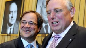 Laschet soll NRW-CDU führen