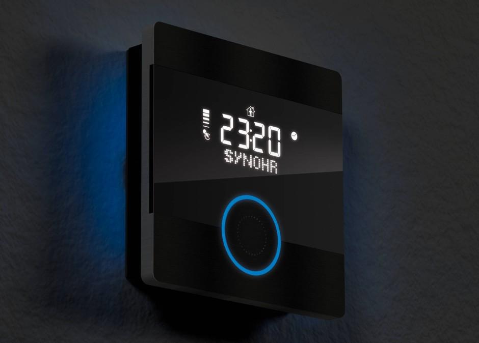 smart home sprachsteuerung synohr steuert das zuhause. Black Bedroom Furniture Sets. Home Design Ideas