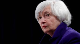 Janet Yellen übernimmt als erste Frau Finanzministerium