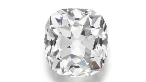 Modeschmuck vom Flohmarkt entpuppt sich als Diamant