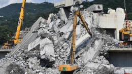 Retter in Genua bergen Leiche des wohl letzten Vermissten