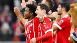 Bayern München wieder oben auf