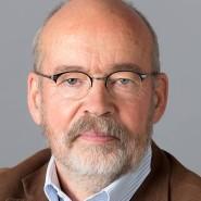 """Georg Küffner - Portraitaufnahme für das Blaue Buch """"Die Redaktion stellt sich vor"""" der Frankfurter Allgemeinen Zeitung"""
