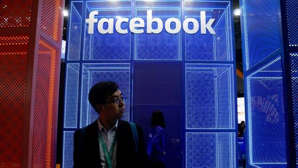 Facebook und Twitter sperren Konten mit chinesischer Propaganda