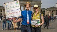 Ernsthaft engagiert und immer mit dabei, wenn es um den Klimaschutz geht: Volker Quaschning und seine Frau