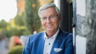 Wolfgang Bosbach (CDU), Politiker und ehemaliger Abgeordneter (MdB) des Deutschen Bundestages in seiner Heimat Bergisch Gladbach.