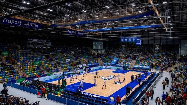 Frankfurts Basketballer dürfen am Eurocup teilnehmen