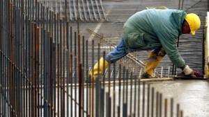 Bauindustrie rechnet mit schwächerem Wachstum