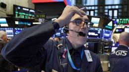 Konjunktursorgen lösen Kursrutsch an Amerikas Börsen aus