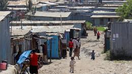 Entwicklungsländern droht Tragödie