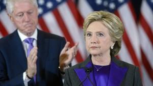 Die Clintons und die Sache mit dem Uran