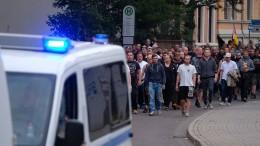 Bloß kein zweites Chemnitz