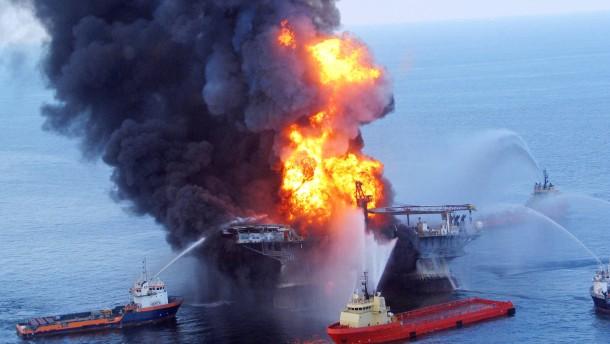 Medien: BP will 20 Milliarden Dollar von Halliburtonr