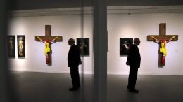 Jesus-Darstellung provoziert