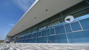 Kassel Airport bleibt Verkehrsflughafen