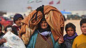 EU drängt Türkei zu Aufnahme von syrischen Flüchtlingen